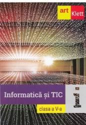 Informatica si TIC - Clasa 5 - Mihaela Giurgiulescu Valeriu B. Giurgiulescu