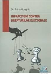 Infractiuni contra drepturilor electorale - Alina Gorghiu