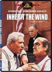 INHERIT THE WIND DVD 1960
