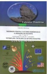 Insemnari Pentru O Istorie Romaneasca A Vremurilor Recente Vol.1+2 - Valentin Dimitriuc