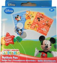 Insigna Disney Mickey Mouse Multicolor
