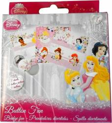 Insigna Disney Personaje Multiple - Princess Multicolor