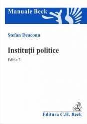 Institutii politice ed.3 - Stefan Deaconu