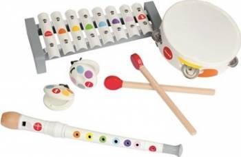 Instrument muzical Janod Confetti Harmony at Home Jucarii muzicale