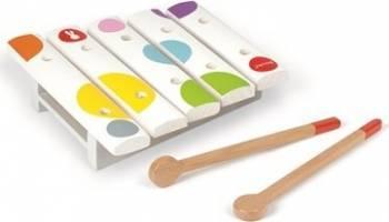 Instrument muzical Janod Confetti Mini Xylophone Jucarii muzicale