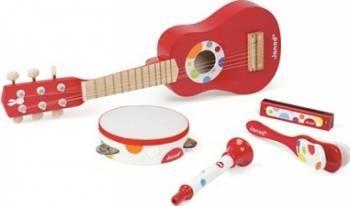 Instrument muzical Janod Confetti Music Live Set Jucarii muzicale