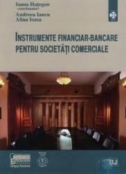 Instrumente financiar-bancare pentru societati comerciale + CD - Ioana Hategan Andreea Iancu Carti