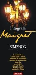 Integrala Maigret vol.1 - Georges Simenon