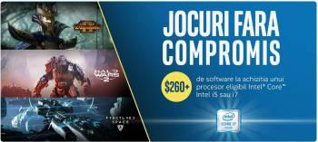 pret preturi 6 jocuri cadou-Intel Gaming Bundle