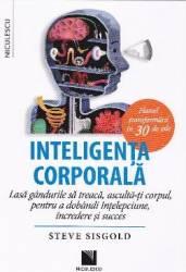 Inteligenta corporala - Steve Sisgold title=Inteligenta corporala - Steve Sisgold