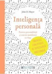 Inteligenta personala - John D. Mayer