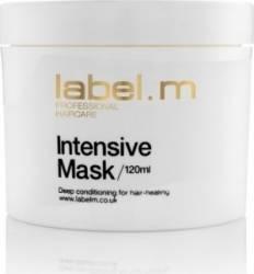 Masca de par Label.m Intensive 120ml Masca