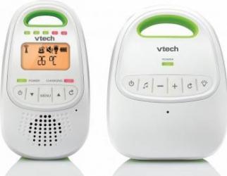 Interfon digital bidirectional BM2000 Vtech, Alb Monitorizare bebelusi