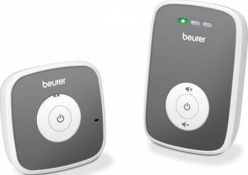 Interfon digital camera copii Beurer BY33 cu modul ECO Monitorizare bebelusi