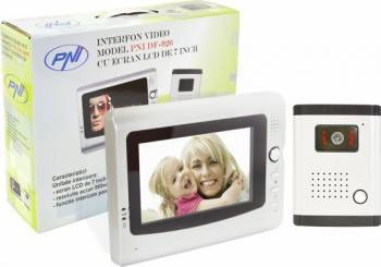 Interfon video PNI DF-926 Videointerfoane