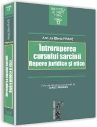 Intreruperea cursului sarcinii - Ancuta Elena Frant title=Intreruperea cursului sarcinii - Ancuta Elena Frant