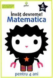 Invat devreme Matematica pentru 4 ani