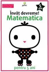 Invat devreme Matematica pentru 5 ani