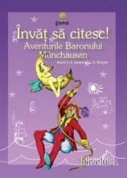 Invat sa citesc - Aventurile Baronului Munchausen