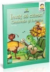 Invat Sa Citesc Greierele Si Furnica 5 Ani+