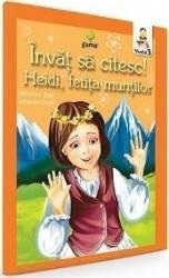 Invat sa citesc Heidi fetita muntilor. Adaptare dupa Johanna Spyri