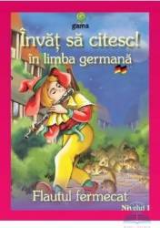 Invat sa citesc in limba germana - Flautul fermecat