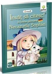 Invat sa citesc in limba germana - Necazurile Sophiei - Nivelul 3