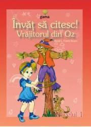 Invat sa citesc Vrajitorul din Oz