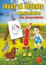 Invat sa desenez animale din gospodarie