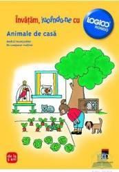 Invata jucandu-ne cu logico - Animale de casa Carti