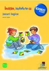 Invata jucandu-ne cu logico - Jocuri Logice Carti