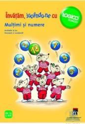 Invata jucandu-ne cu logico - Multimi si numere Carti