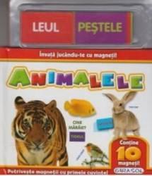 Invata jucandu-te cu magneti - Animalele