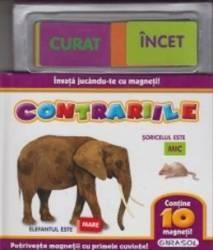 Invata jucandu-te cu magneti - Contrariile