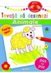 Invata Sa Desenezi Animale Carti