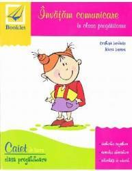 Invatam comunicare in clasa pregatitoare - Cristina Iordache Maria Ionescu