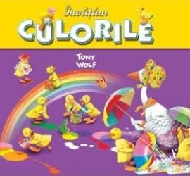 Invatam culorile - Tony Wolf