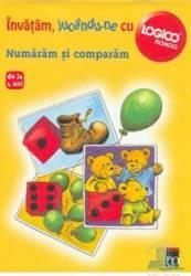 Invatam jucandu-ne cu logico - Numaram si comparam Carti