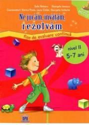 Invatam rezolvam 5-7 ani grupa mare - Selia Pelinaru Georgeta Ionescu