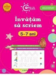 Invatam Sa Scriem 5-7 Ani - Ed 2015