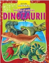 Invatam si coloram dinozaurii