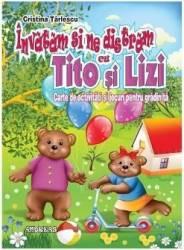 Invatam si ne distram cu Tito si Lizi - Cristina Tarlescu Carti
