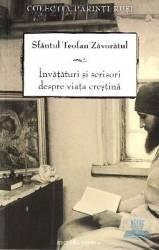 Invataturi si scrisori despre viata crestina - Teofan Zavoratul Carti