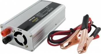 Invertor Whitenergy DC AC de la 24V DC la 230V AC 400W USB Compresoare Redresoare and Accesorii