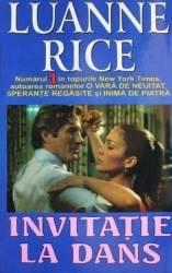 Invitatie la dans - Luanne Rice Carti