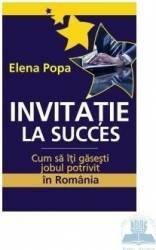 Invitatie la succes - Elena Popa Carti