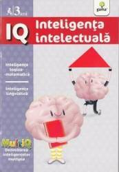 IQ 3 Ani Inteligenta intelectuala