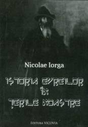 Istoria evreilor in terile noastre - Nicolae Iorga