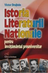 Istoria literaturii nationale - Victor Drujinin