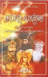 Istoria romaniei. Sinteze si teste pentru Bac - Alina-Camelia Preda